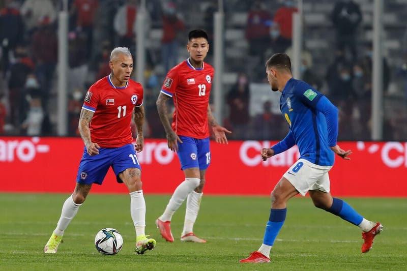 Chile confirma la segunda baja en la selección de cara a la triple fecha Clasificatoria