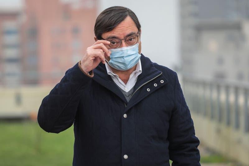 Renuncia el delegado presidencial de la región Metropolitana Felipe Guevara tras sumario en su contra