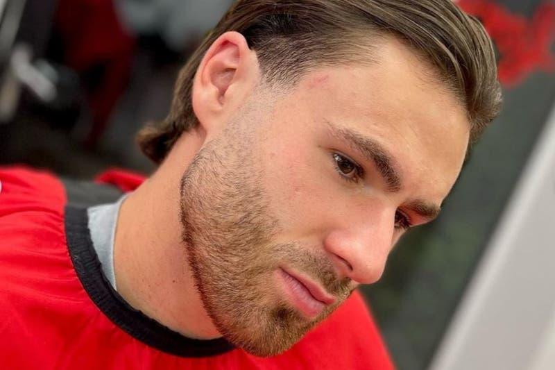 Ben Brereton se recorta la barba y estrena nuevo look antes de sumarse a La Roja