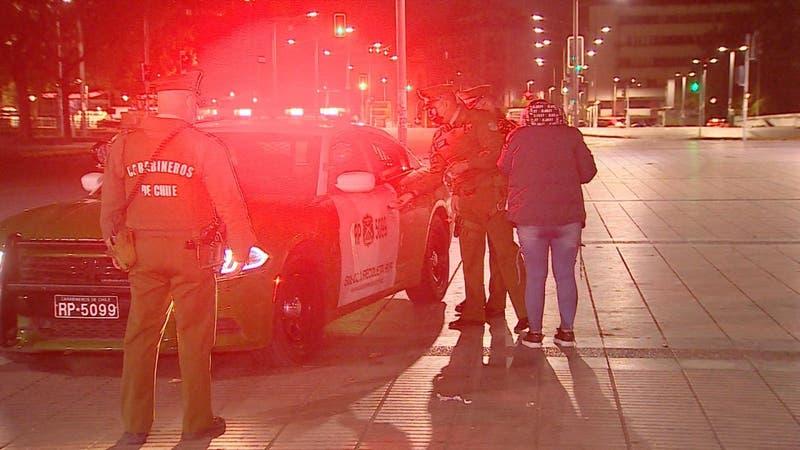 Nuevo foco de delincuencia en Recoleta: Asaltos y balaceras en Avenida Perú