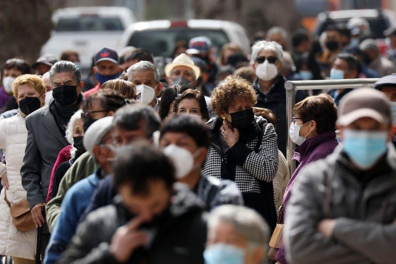 Coronavirus: Chile registra x casos nuevos y x muertes en las últimas 24 horas
