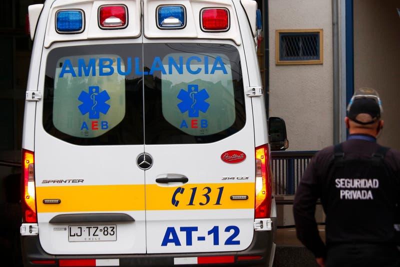 Carabineros detiene a personas que apuñaló a otra en marcha contra migrantes en Santiago
