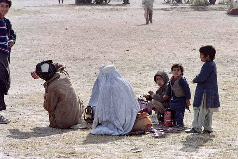 Al menos 17 niños han muerto de hambre en Afganistán en los últimos seis meses