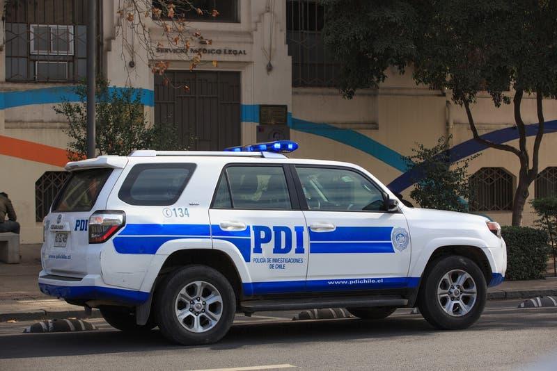 Hombre muere baleado por PDI en comuna de San José de Maipo