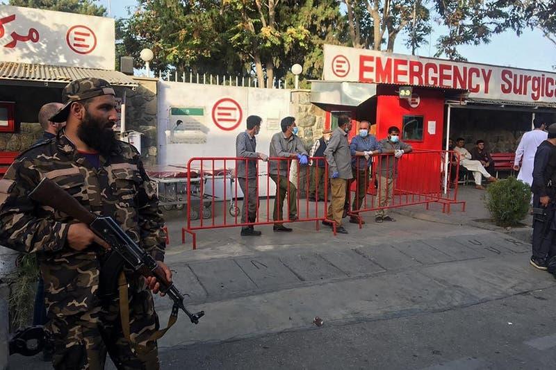 Al menos cinco civiles murieron en explosión cerca de mezquita en Kabul