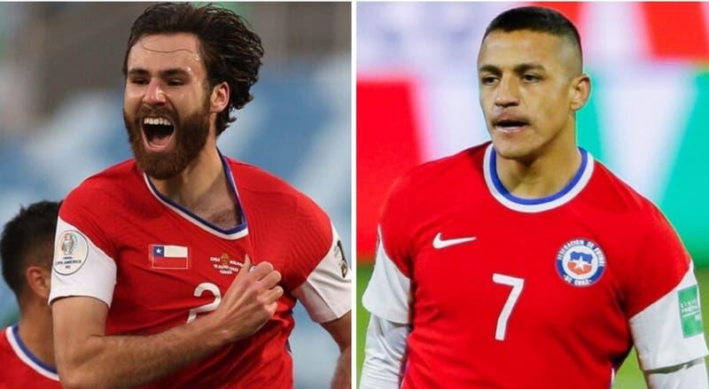 Brereton y Alexis ya llegaron a Chile para uniese a la Roja