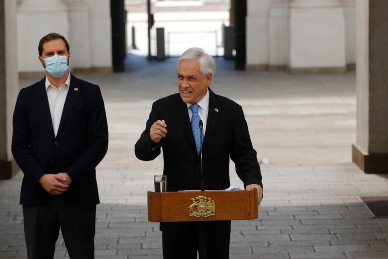 """Piñera y Pandora Papers: """"Ni mi familia ni yo tenemos sociedades de inversión en el extranjero"""""""