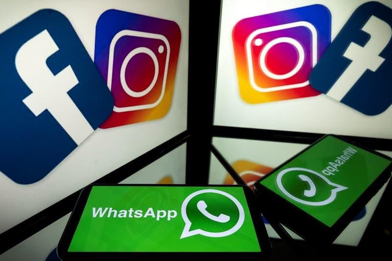 Acción de Facebook cae fuerte en medio del apagón global que afecta a sus aplicaciones