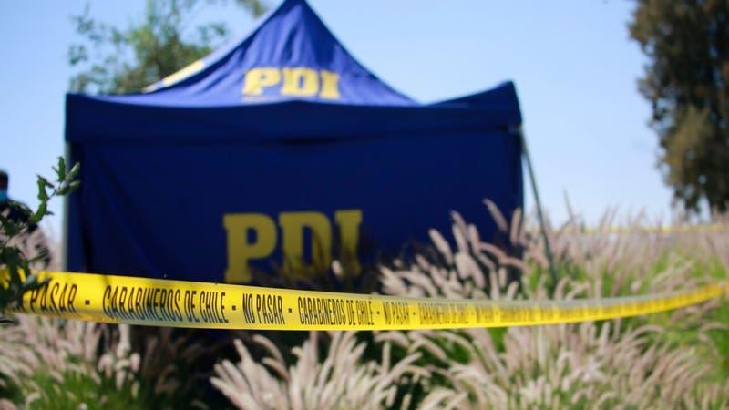 Dictan prisión preventiva para PDI acusado de matar a un hombre en San José de Maipo