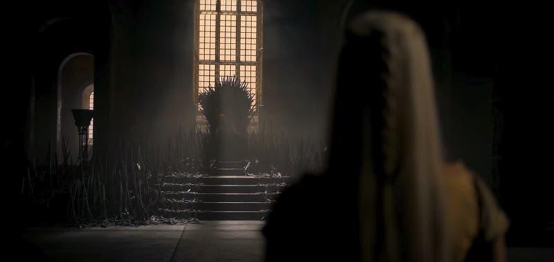 "HBO Max revela épico primer avance de ""House of the Dragon"""