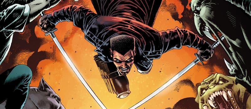 ¿Marvel publicó la fecha de estreno de Blade por error?