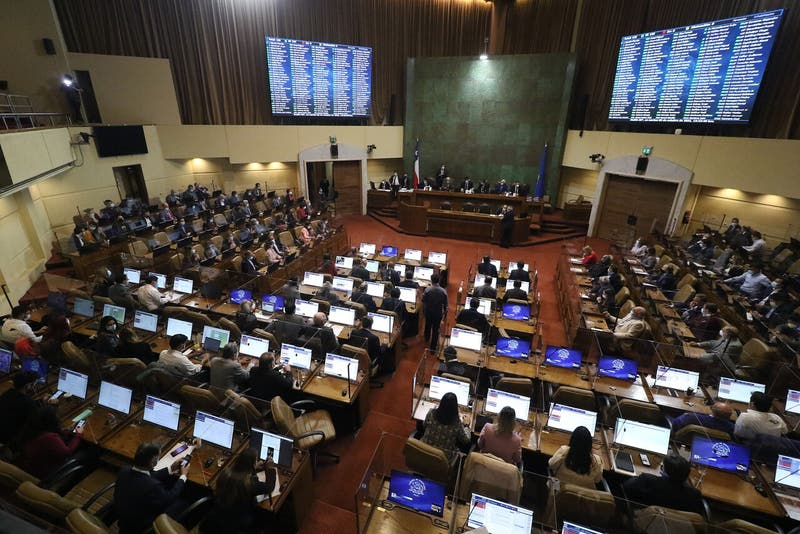 Cámara despacha a ley Registro Nacional de Deudores de Pensiones de Alimentos