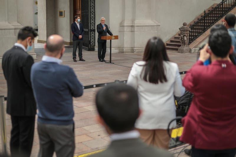 La minuta de La Moneda a sus parlamentarios por el caso Pandora Papers