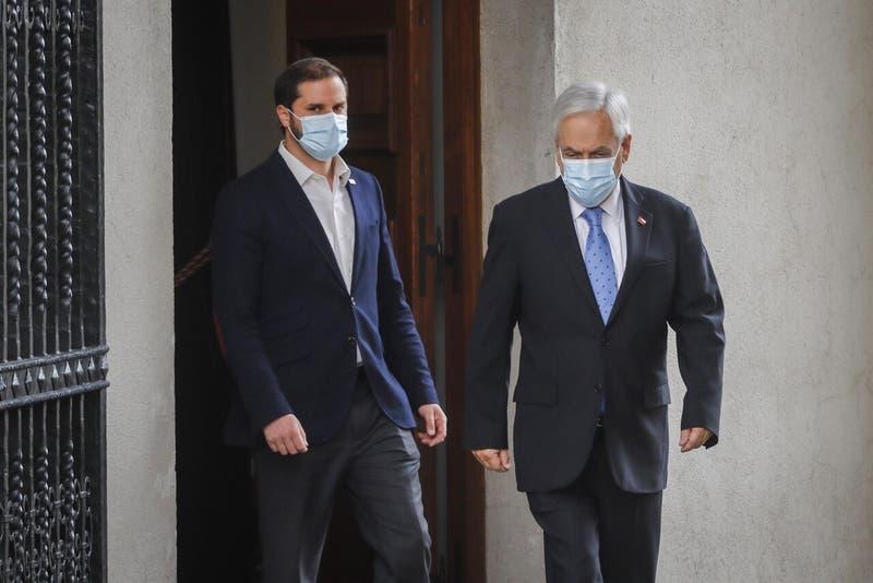 Acusación contra Piñera: llamado del gobierno a parlamentarios
