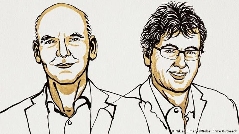 Alemán y estadounidense ganan Premio Nobel de Química