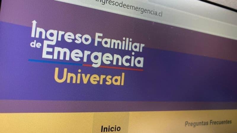 Comenzó postulación al IFE Universal de octubre: revisa cómo solicitarlo y sus montos