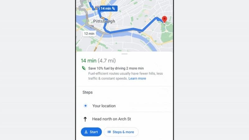 Nuevas herramientas de Google para viajar y comprar sostenible