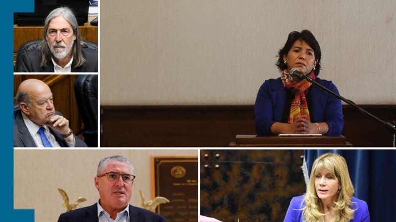 Las reuniones en que Provoste dio vuelta a senadores contrarios al Cuarto Retiro