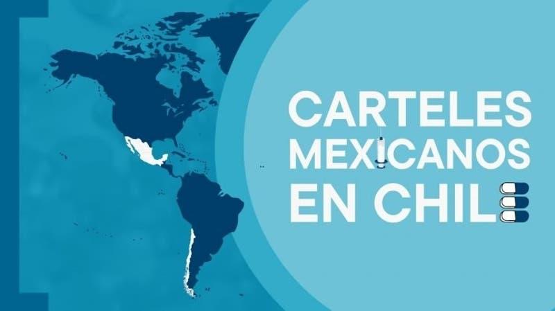 Condena a narcos mexicanos deja en evidencia avance de crimen organizado en Chile