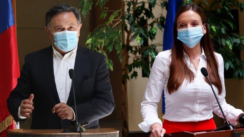 Diputados RN Mellado y Flores se desmarcan de Sichel y se cuadran tras José Antonio Kast