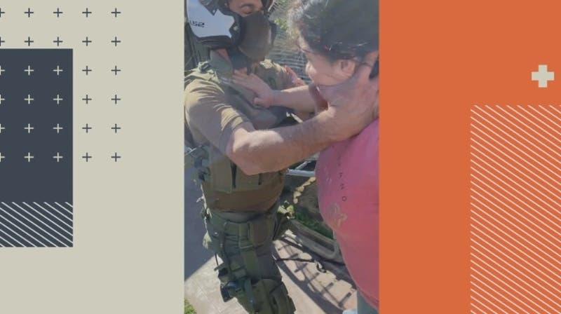 [VIDEO] Denuncian violencia policial en detención de mujeres en Talca