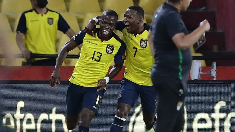 Ecuador golea a Bolivia en Guayaquil y escala en la carrera a Qatar 2022