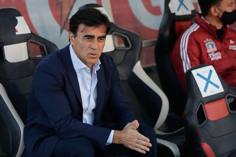 """Quinteros y La Roja: """"Mi objetivo es llevar a Colo Colo a lo más alto, sería fantástico ser campeón"""""""