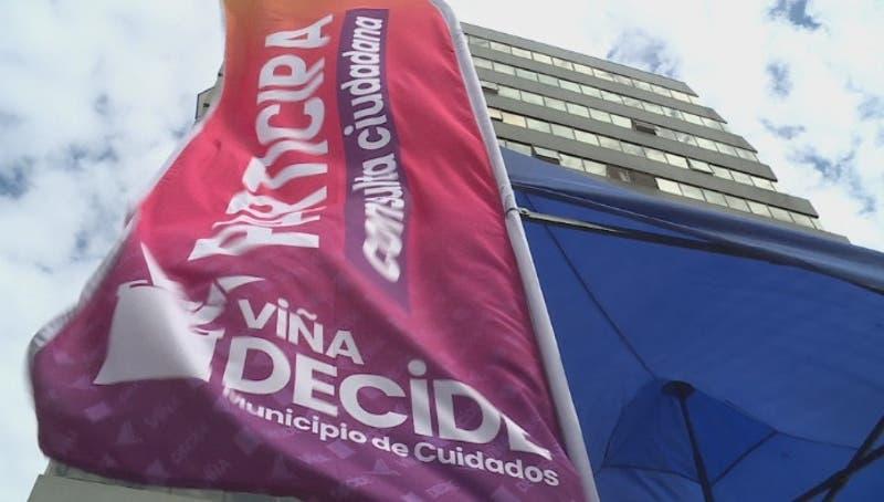 """Plataforma """"Viña decide"""": Vecinos podrán opinar y votar en Viña del Mar"""