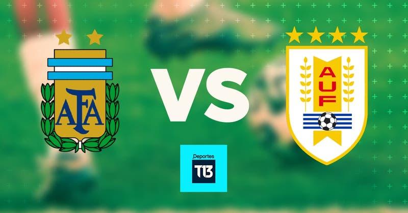 [Relato EN VIVO] Argentina y Uruguay chocan en Buenos Aires en un nuevo clásico por Clasificatorias