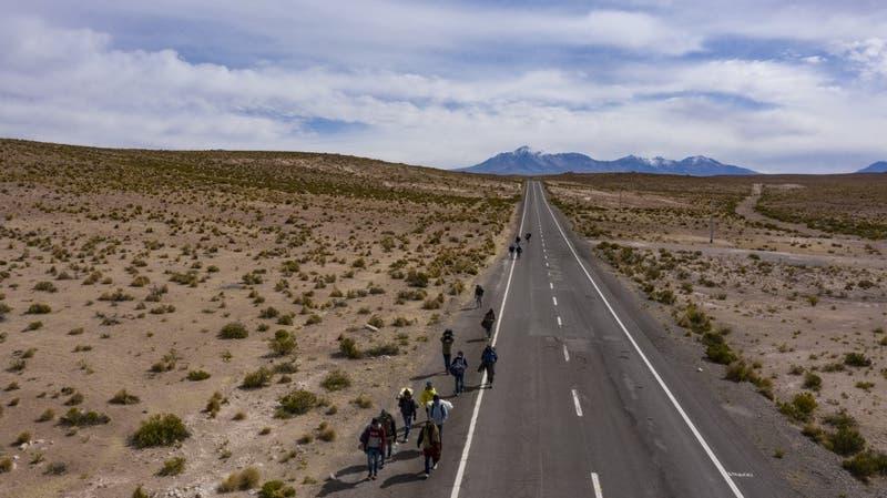 Encuentran restos de una mujer haitiana en frontera entre Bolivia y Chile