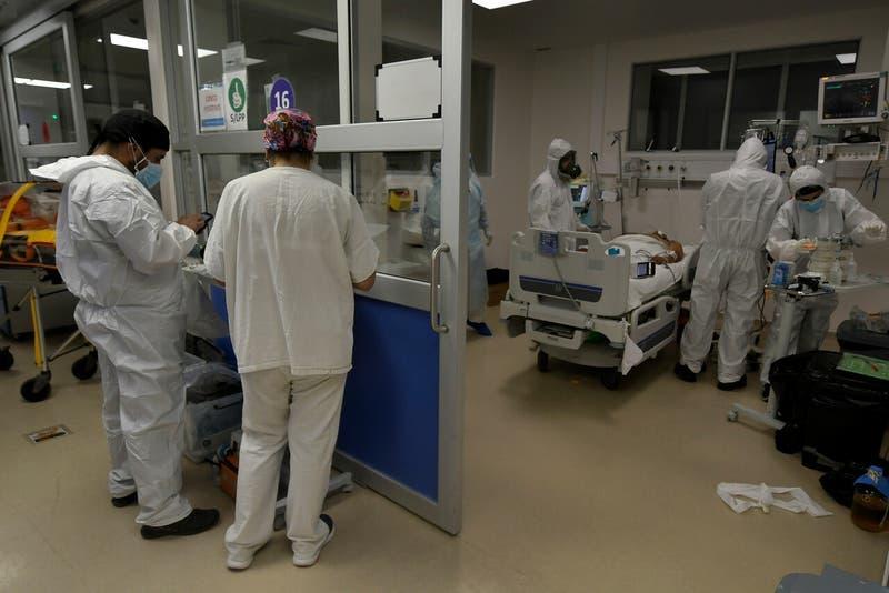 Chile supera por tercer día consecutivo los mil casos diarios de coronavirus