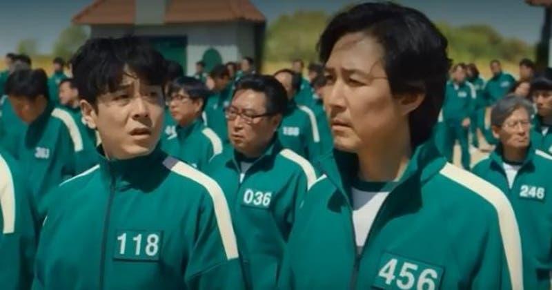 """""""El juego del calamar"""" causa furor en China pese a no estar disponible"""