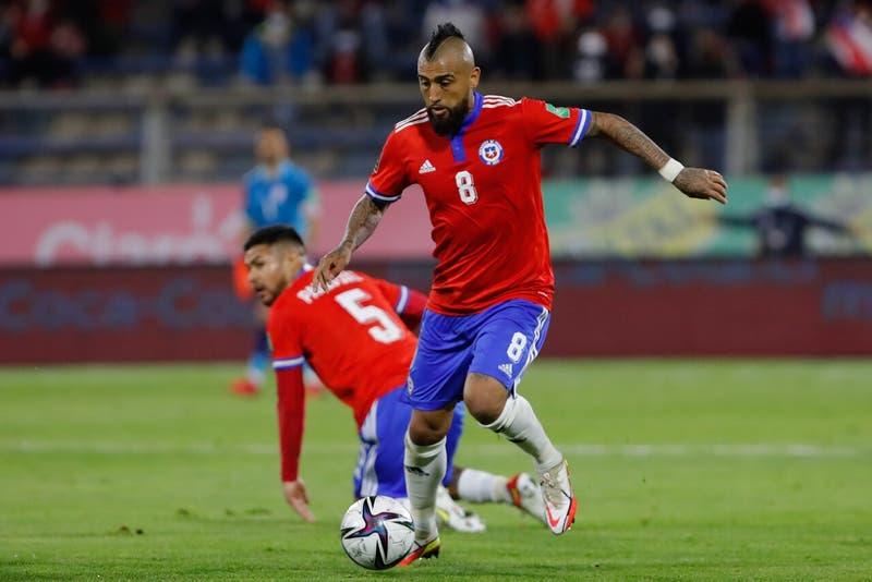 "Arturo Vidal: ""Sigan diciendo que vamos a quedar afuera del Mundial"""