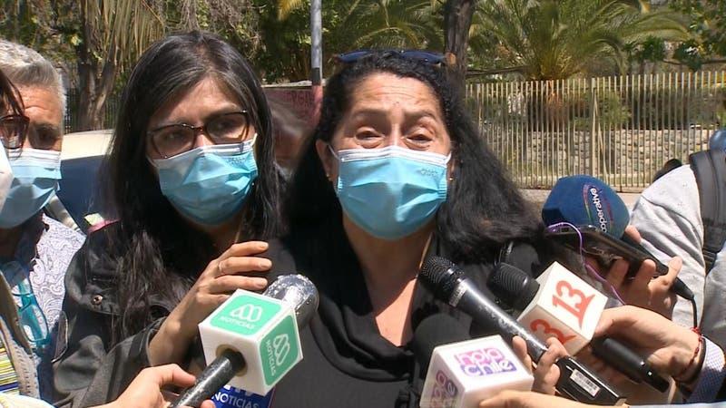 """Mamá de mujer fallecida en marcha: """"Si hubiesen visto su cuerpo... eso no es un fuego artificial"""""""