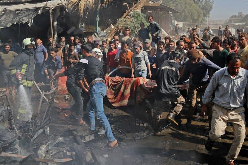 Seis muertos tras explosión de coche bomba en zona de Siria controlada por Turquía