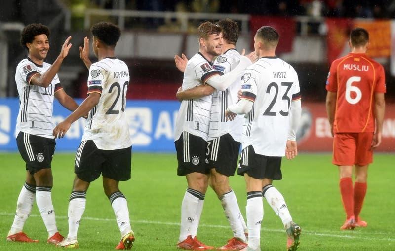 Alemania saca billete a Qatar 2022: Es la primera nación en lograrlo vía fase de clasificación