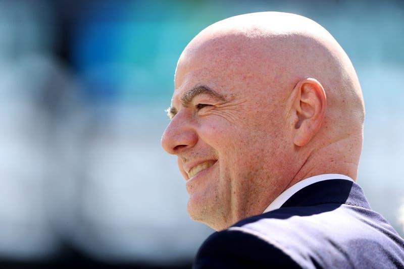 ANFP confirmó visita del presidente de la FIFA a nuestro país