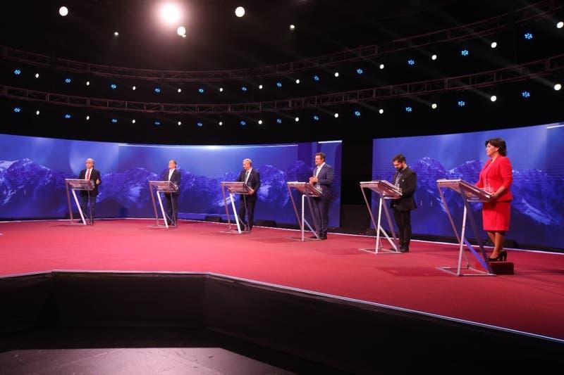 Debate presidencial 2021: Los ocho momentos clave de los candidatos