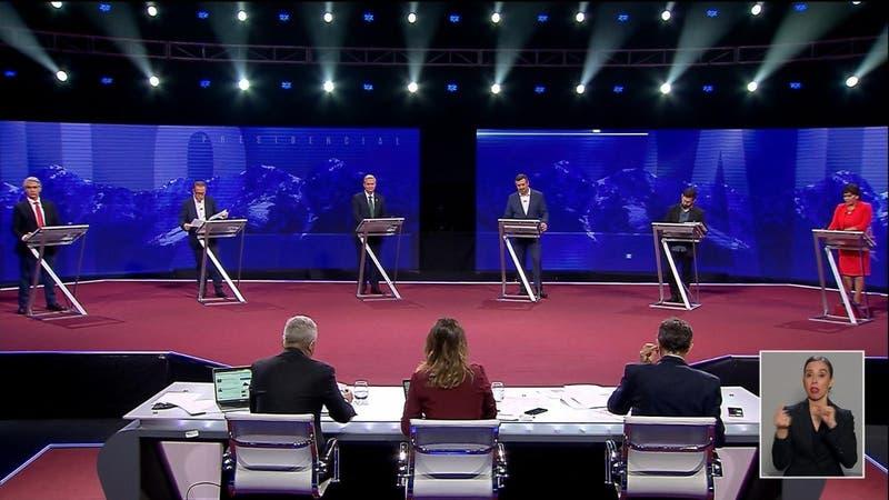 Debate Presidencial 2021: ¿Quién suma y quién pierde terreno entre los aspirantes a La Moneda?