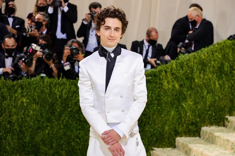 "¿Se parece a Johnny Depp? Así luce Timothée Chalamet como el nuevo ""Willy Wonka"""