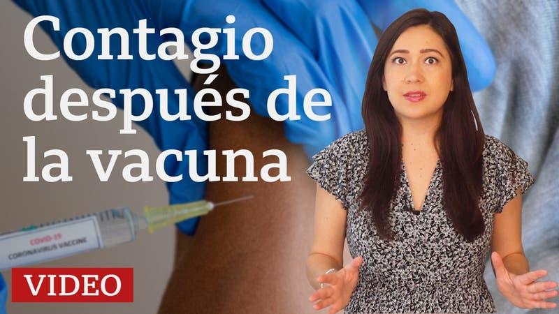 Covid-19: Tres factores que incrementan el riesgo de contagio incluso después de vacunarse