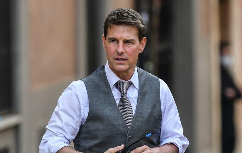 """""""¿Qué se ha hecho en la cara?"""": nuevas fotos de Tom Cruise desatan rumores de retoque estético"""