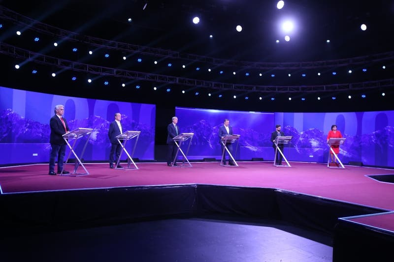 Debate presidencial: Fact checking a las afirmaciones de los candidatos