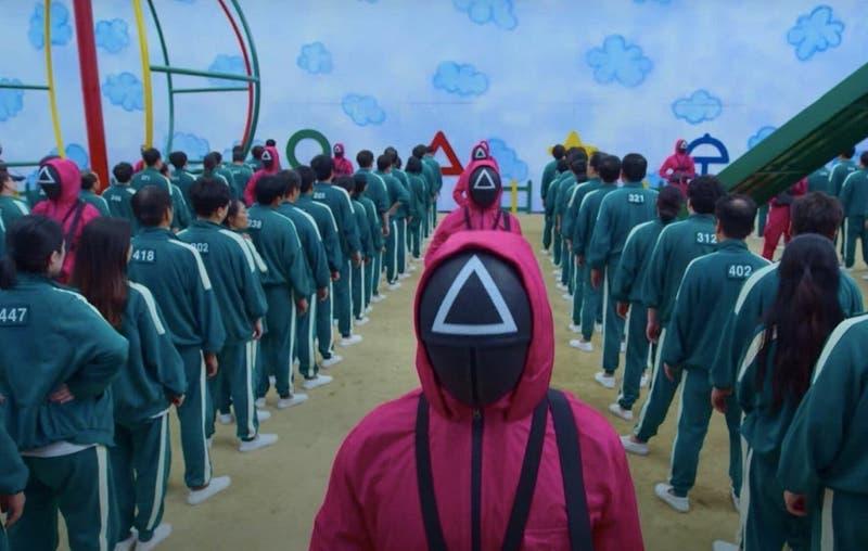 """Es oficial: """"El juego del calamar"""" se convierte en la serie más vista de la historia de Netflix"""