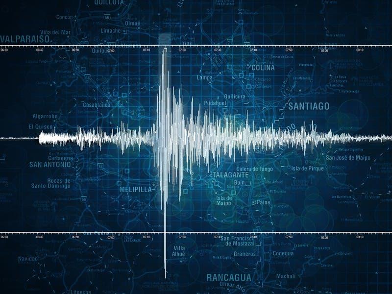Fuerte sismo se registra en la Región de Magallanes