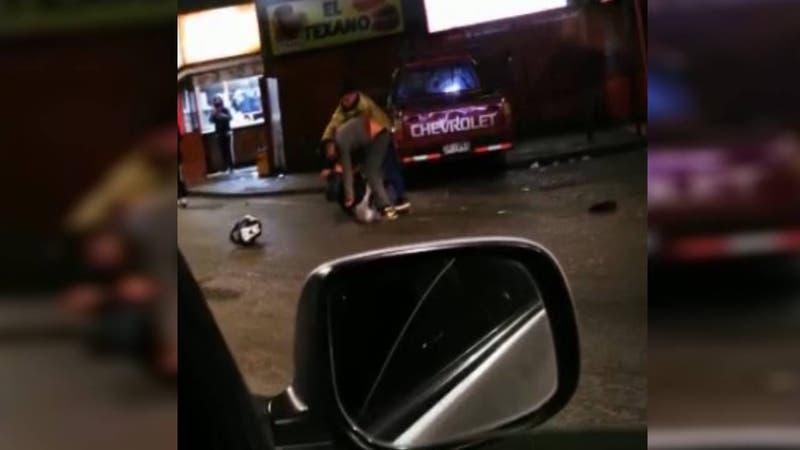 Tres hombres apuñalados tras violenta pelea en Vega Monumental de Concepción