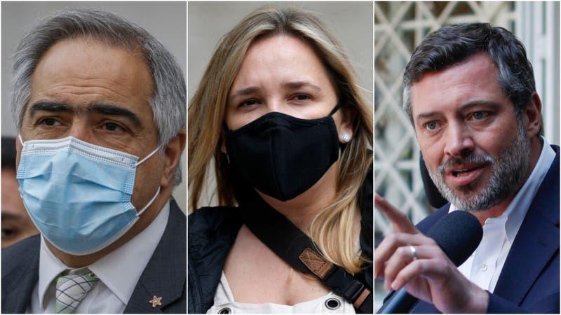 """UDI y RN respaldan a Sichel tras acusación de financiamiento irregular: """"Es una operación política"""""""