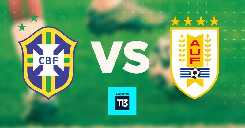 [Relato EN VIVO] Brasil y Uruguay cierran en Manaos una nueva jornada de Clasificatorias