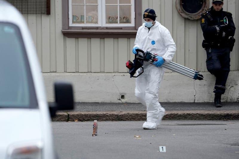 Presunto atacante de Noruega se convirtió al islam y era sospechoso de radicalización