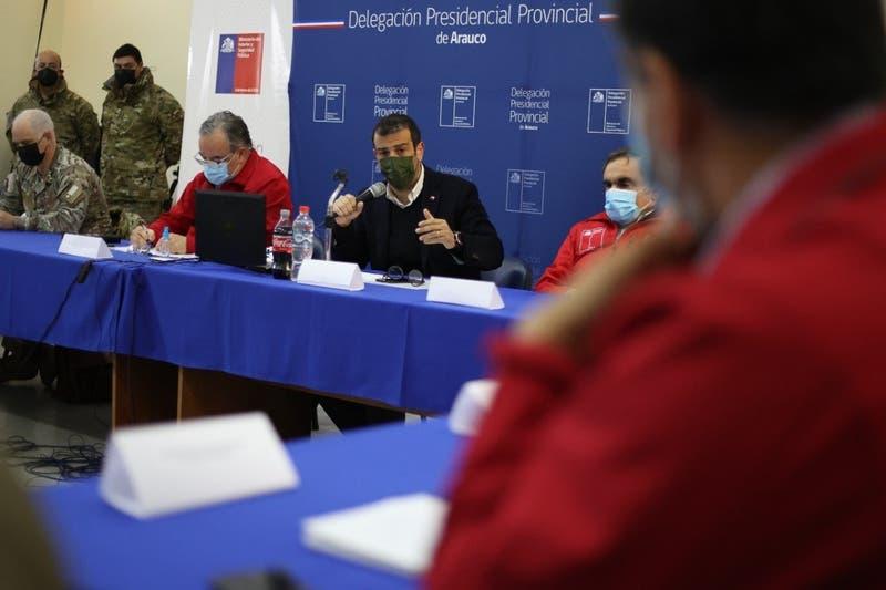 Delgado tras coordinación por Estado de Excepción: Grupos optaron por el crimen organizado